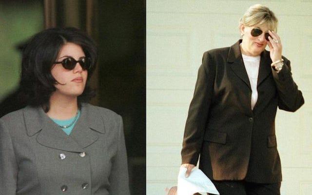 Préparez-vous pour la comédie Monica Lewinsky-Linda Tripp Buddy que vous n'avez jamais voulue