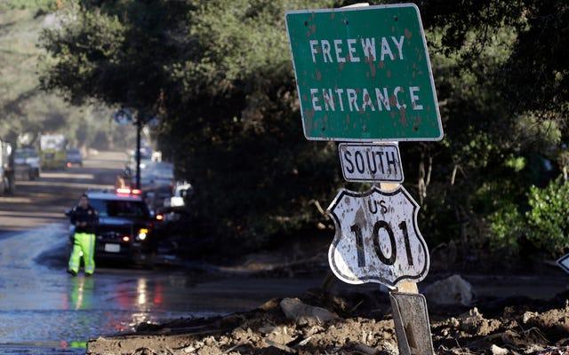 Mọi người sắp sơ tán khi cơn bão của năm ở California tiếp cận