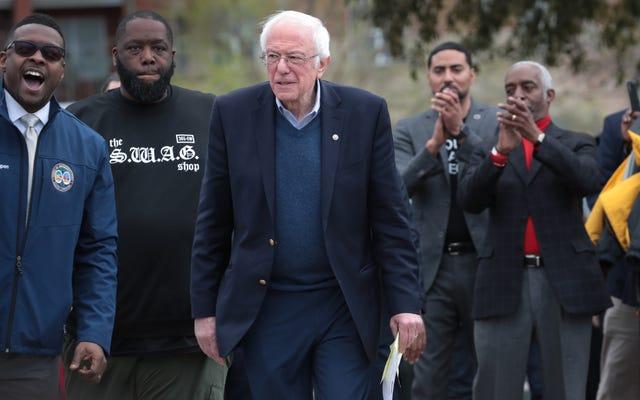 NDA to nie tylko sprawa Bloomberga: Grupa kampanii Berniego Sandersa poradziła sobie z zarzutami dyskryminacji rasowej z umową o nieujawnianiu