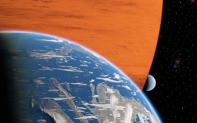 खगोलविदों के एक समूह का मानना है कि उन्हें पहला एक्स्ट्रासोलर चंद्रमा मिला है (और यह नेपच्यून का आकार है)