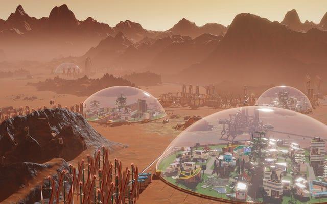 PSA: Surviving Mars и Metro 2033 в настоящее время бесплатны для ПК