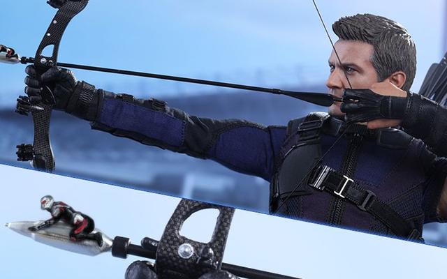 Hawkeye Bahkan Bukan Bagian Terkeren dari Action Figure Hawkeye Ini