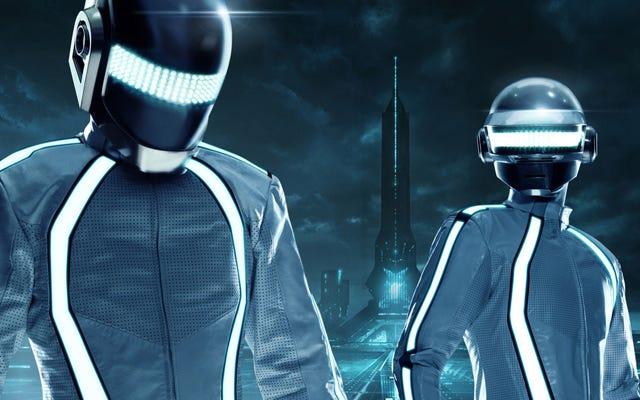 Daft Punk, największy muzyczny duet science fiction, już nie ma