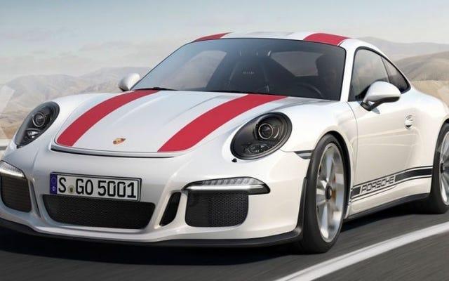 Qualche Joker sta vendendo una Porsche 911 R su eBay per oltre un milione di dollari
