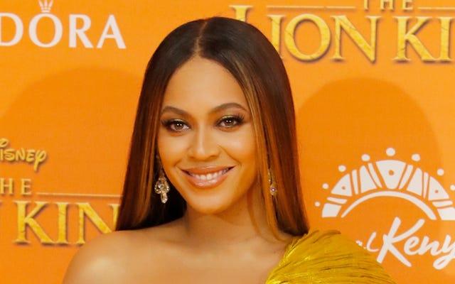 Beyoncé a surpris et a sorti un nouveau single pour fêter le 17 juin