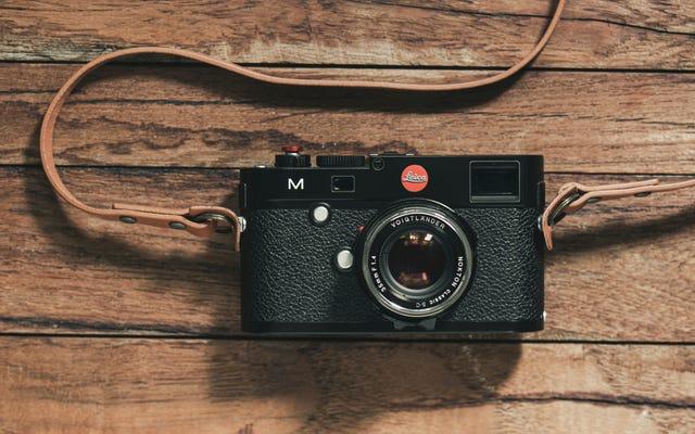 オリンパスとライカは現在、無料の写真コースを提供しています