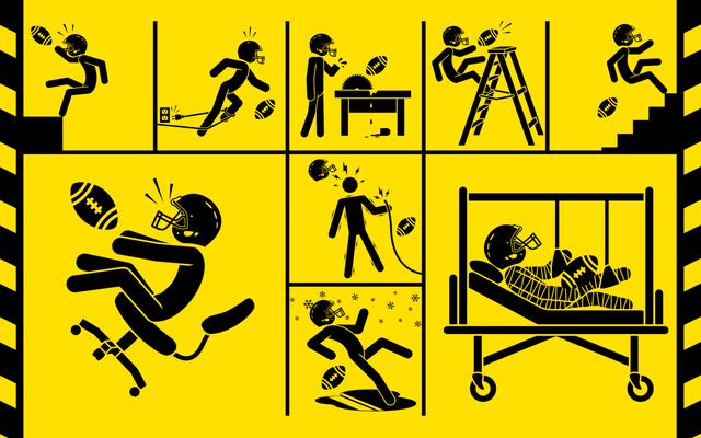 จะเกิดอะไรขึ้นถ้า NFL ถูกควบคุมโดย OSHA?