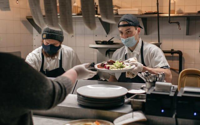 レストランの労働者を雇うのがとても難しい理由