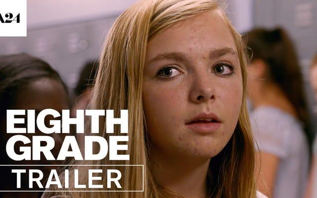 La bande-annonce de la huitième année reflète l'angoisse Internet à travers les yeux d'une adolescente