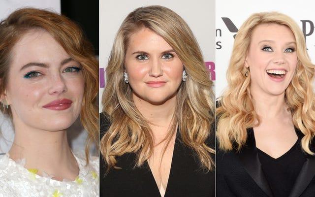 Emma Stone, Kate McKinnon et Jillian Bell joueront dans la nouvelle comédie Women in Business