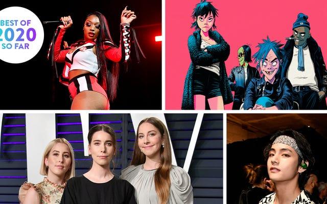 2020'nin şimdiye kadarki en iyi 25 şarkısı