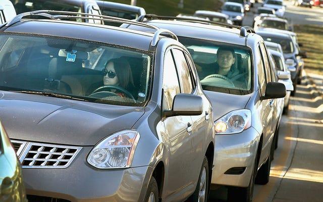 Minimice la contaminación en su automóvil encendiendo el aire acondicionado