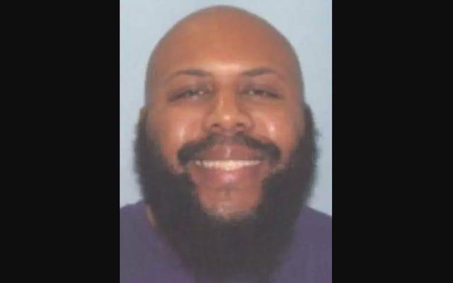 Подозреваемый в убийстве Стив Стивенс застрелился после полицейской погони
