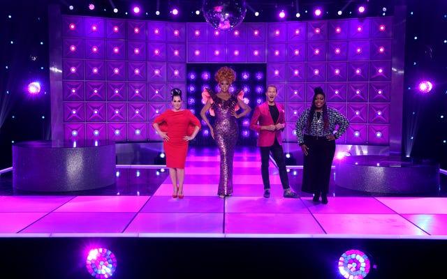 Les reines se bousculent pour rester en vie grâce au «Disco-Mentary» de RuPaul's Drag Race