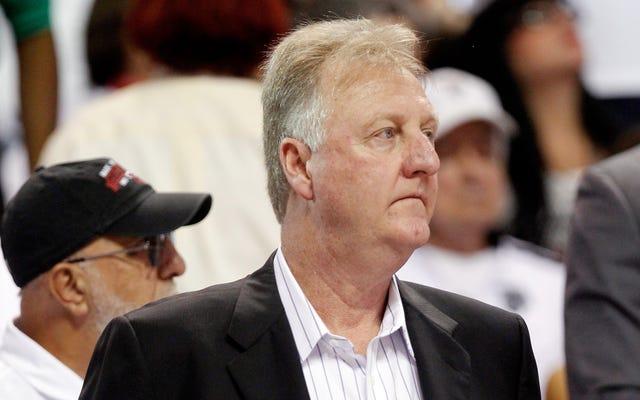 レポート:ペイサーズ社長としてラリーバードが辞任