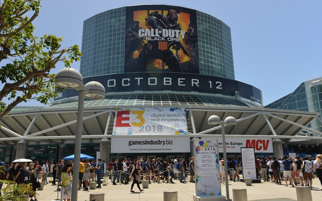 Targi E3 2020 odwołane