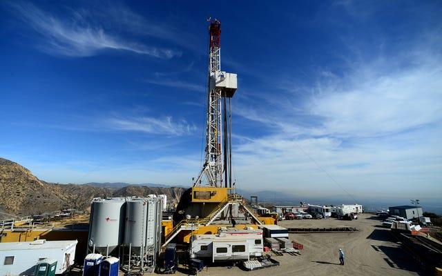 Утечка газа в Лос-Анджелесе - глобальная катастрофа