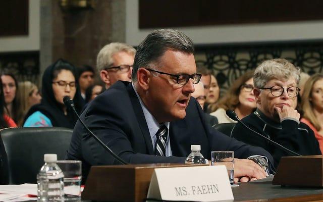El ex director ejecutivo de USA Gymnastics, Steven Penny, acusado y arrestado por alterar pruebas en el caso de Larry Nassar