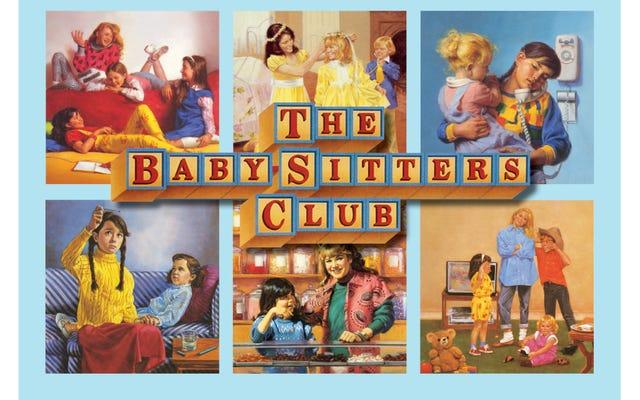 ベビーシッタークラブにあなたの子供を紹介します