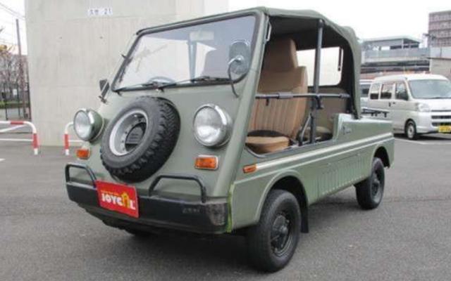 ここにあなたが今日本から輸入すべき最も奇妙な車のいくつかがあります