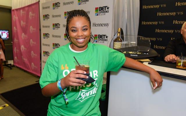 Jemele Hill otrzymał tytuł dziennikarza roku 2018 przez National Association of Black Journalists