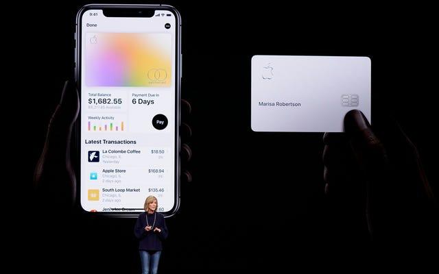Beberapa Tweet Steve Wozniak dan Satu Pemeriksaan Diskriminasi Nanti, Goldman Sachs Akan Dengan Senang Melihat Batas Kredit Kartu Apple Anda