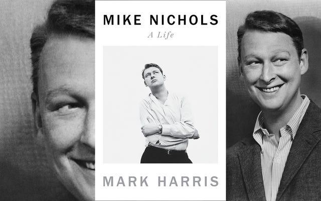マイク・ニコルズ:人生は特異な才能への記念碑的な賛辞です
