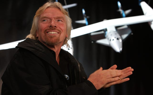 रिचर्ड ब्रैनसन ने सरकार और सैन्य स्पेसक्राफ्ट लॉन्च करने के लिए नया स्पेस वेंचर बनाया