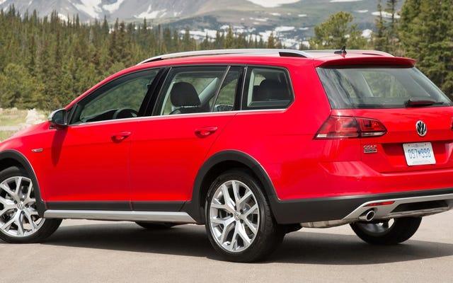 Pourquoi la Volkswagen Golf Alltrack pourrait être morte à l'arrivée