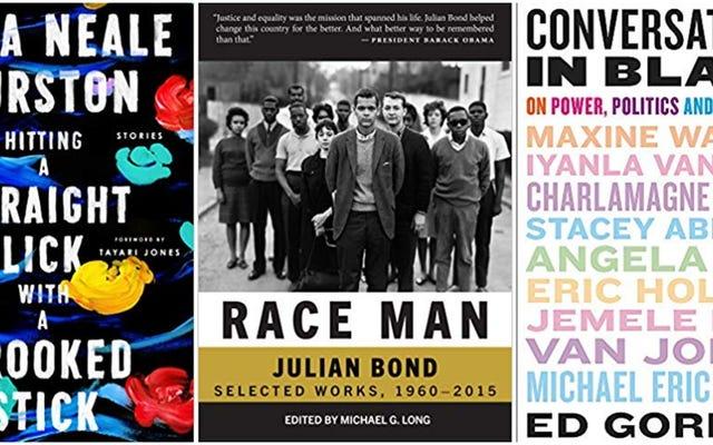 黒人の歴史、黒人の物語:1か月以上私たちの遺産を中心とする7冊の本