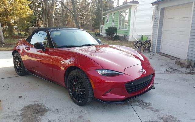 Finalmente tengo un Mazda Miata, ¿qué debo hacer con él?