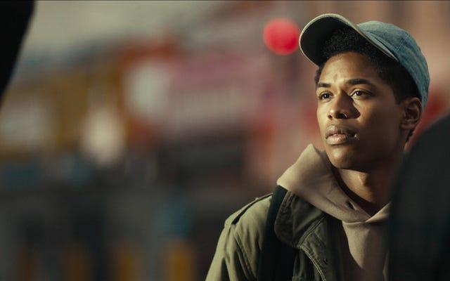 ケルヴィンハリソンジュニアのブレイクアウトパフォーマンスは、強力なヤングアダルト小説-サンダンス映画祭を固定します