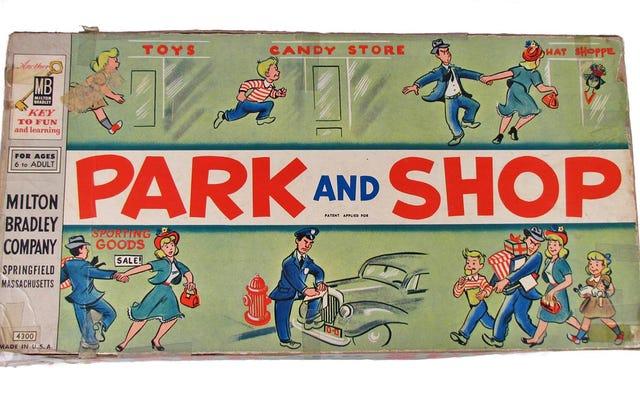 ボードゲームは常にアメリカ人にもっと多くのものを買うように教えるのに優れています