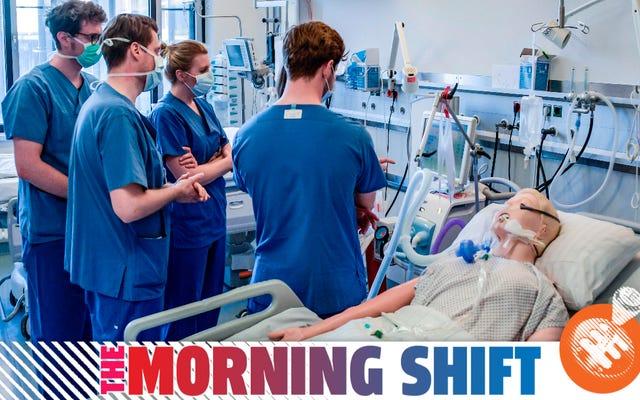 ゼネラルモーターズは4月中旬までに人工呼吸器の生産を開始することを目指しています