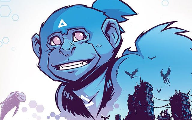 ウォーリーは、イメージコミックスのアンジェリックを初めて見たときにウォーターシップダウンと出会う