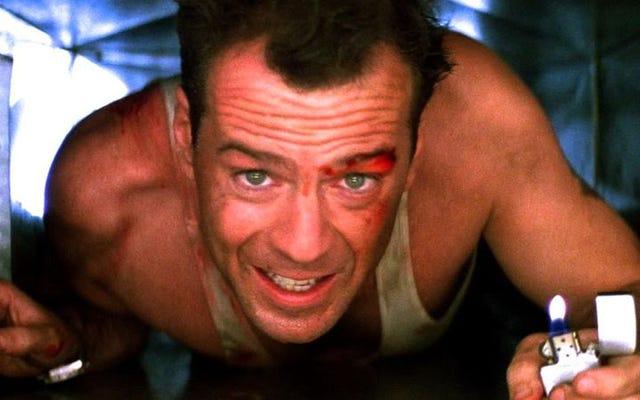 Die Hard memanusiakan (dan menyempurnakan) film aksi