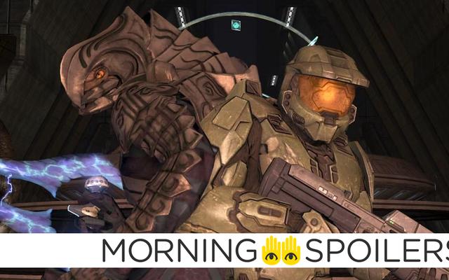 Aktualizacje z nadchodzącego programu telewizyjnego Halo, Arrow i nie tylko