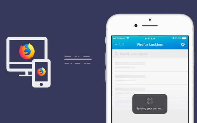 Aplikacja `` Lockbox '' na iOS pozwala użytkownikom Firefoksa na szybkie wyciąganie haseł