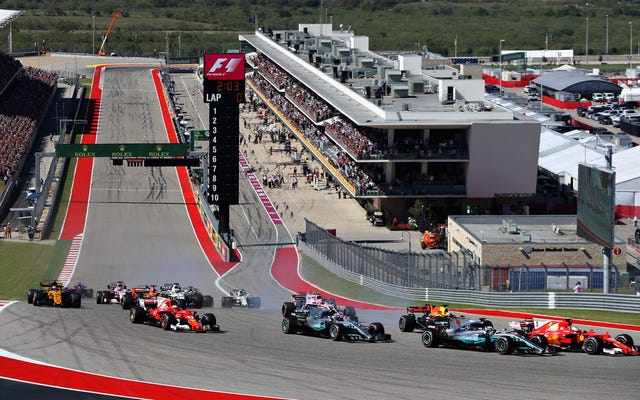 Spotkaj się z Jalopnikiem na naszym dorocznym spotkaniu w Austin F1 w tę sobotnią noc