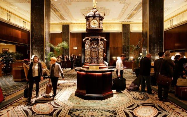 Apa yang harus dilakukan dengan reservasi hotel Anda jika penerbangan Anda dibatalkan