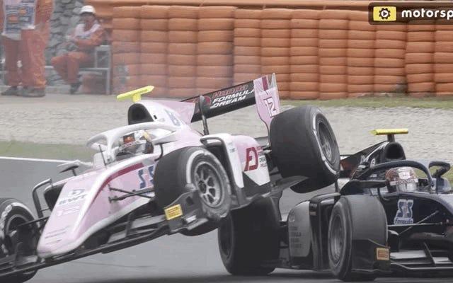 ハローはすでにドライバーの頭を救った
