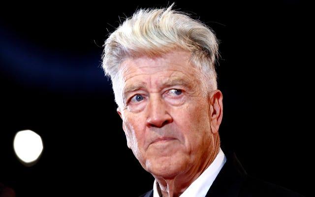 """David Lynch erläutert die Bemerkung """"Einer der größten Präsidenten"""""""