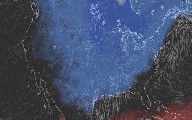 米国は今週、記録的な寒波に直面しています