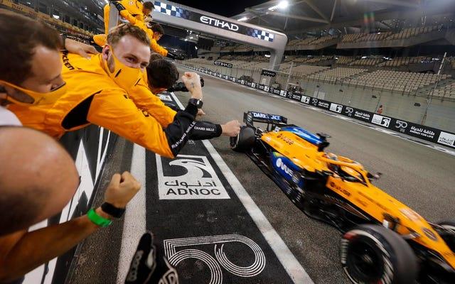 McLaren dit qu'il se rendra peut-être un jour à la course en Formule E