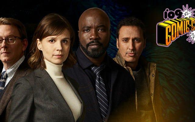 The Spooky New CBS Thriller Evil Menafsirkan Judulnya dengan Cara Kuno dan Modern