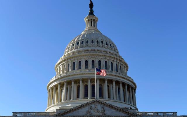 Палата представителей одобрила обязательный тренинг по борьбе с домогательствами для законодателей