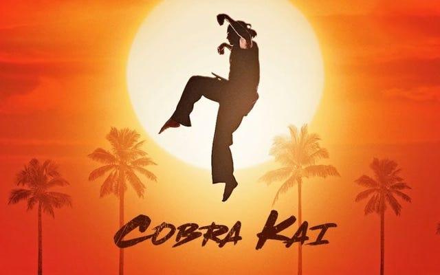 Cobra Kai i Robert Downey Jr. są właśnie tym, czego potrzebuje YouTube Premium, a nie żartobliwymi YouTuberami