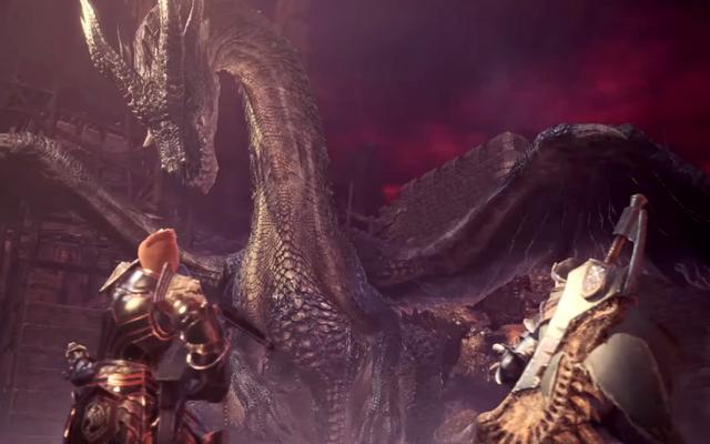 Monster Hunter: la dernière mise à jour du monde ajoute le combat de boss Fatalis