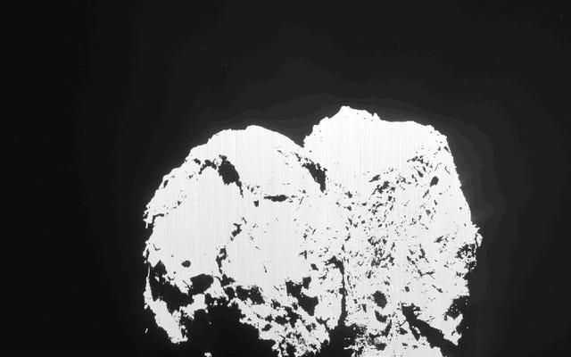 67P彗星に何が起こったのか?