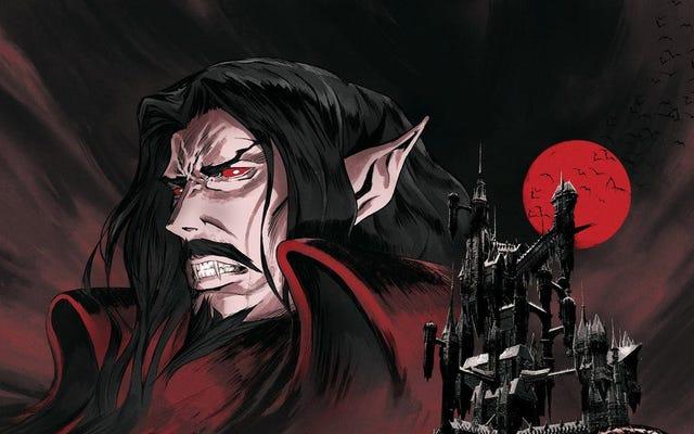 Le showrunner Netflix de Castlevania sur l'humanisation des méchants et ce qui ne va pas (et bien) avec les jeux